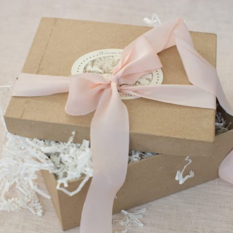 build your own wedding gift box